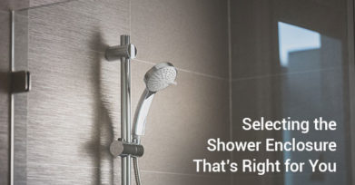 Choosing the right shower stall