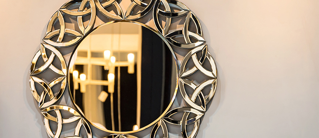 Custom Decorative Mirror