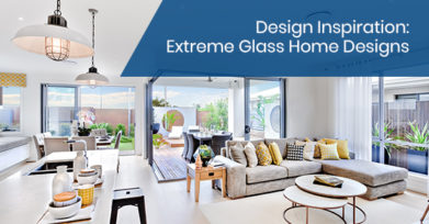 Extreme Glass Home Designs