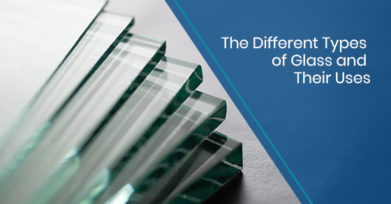 Different types of glasses and their uses