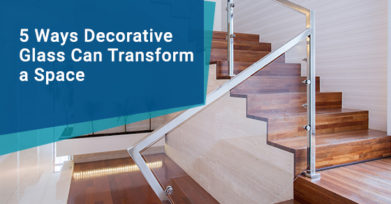 Why to choose decorative glass?